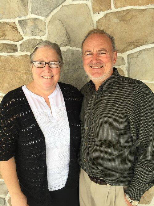 Ron and Rosene Weaver
